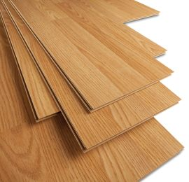 Laminate Flooring Can Be Anywhere From 6mm To 12mm Thick Thicker Floors Are Easier To Lay Quieter To Walk On And Are Better To Hide Small Irregularities