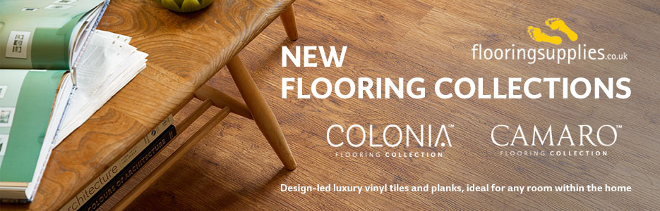 Polyflor Colonia and Camaro available now