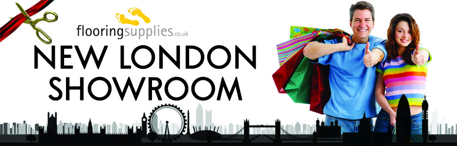 New London showroom now open!