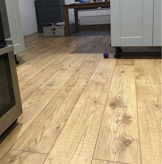 Kronospan Vintage Tawny Chestnut Laminate Flooring