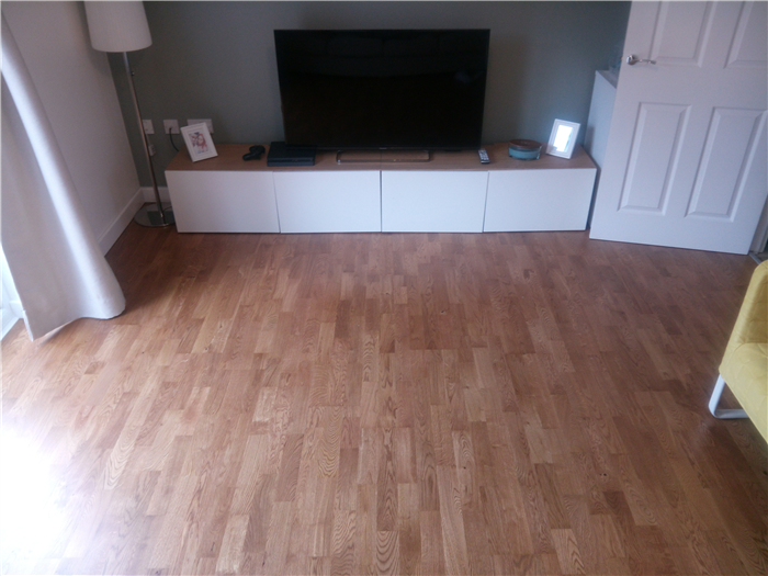 Natura oak queens engineered wood flooring for Hardwood floors queens ny