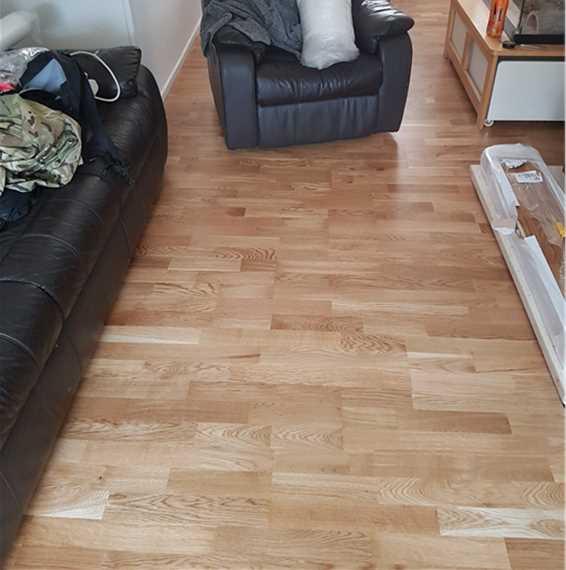 Hardwood Flooring Supply Brooklyn: Natura Oak Brooklyn