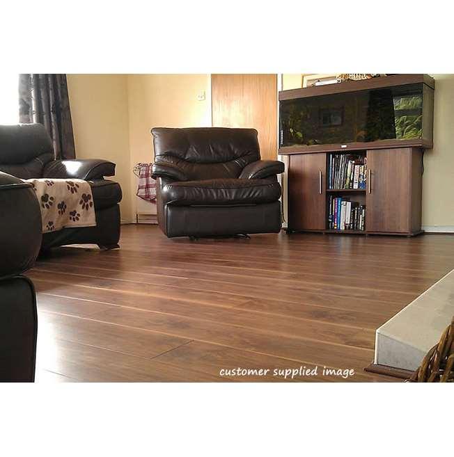 Kronospan Vario Virginia Walnut Laminate Flooring