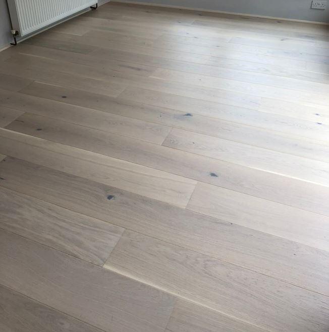 Barlinek Sense Oak Gentle Engineered Wood Flooring