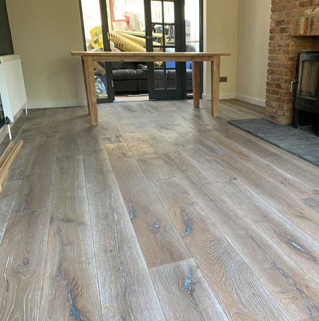 Kahrs Artisan Oak Tennessee Engineered Wood Flooring