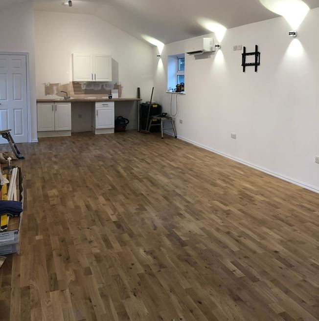 Kahrs Oak Copenhagen Engineered Wood Flooring
