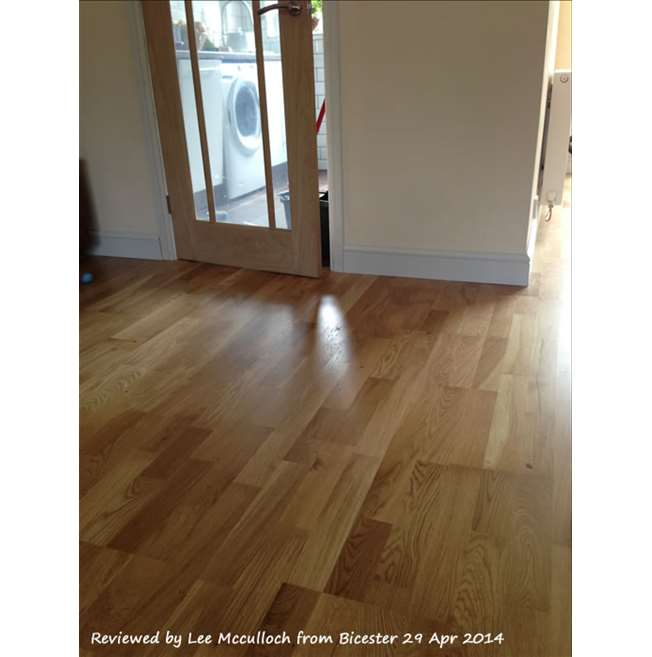 Natura Oak Brooklyn Engineered Wood Flooring
