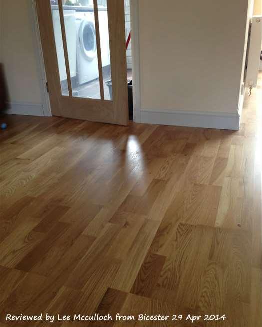 Natura Oak Brooklyn Engineered Wood Flooring