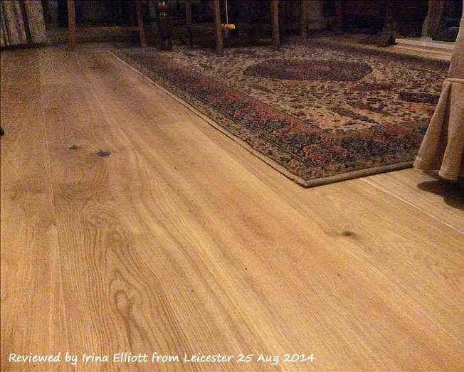 Natura Oak Derry Engineered Wood Flooring
