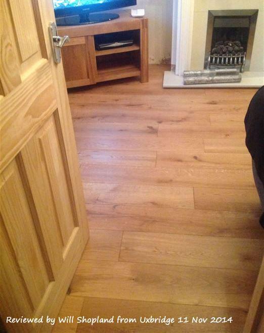 Ironbark Oak Highlands Engineered Wood Flooring