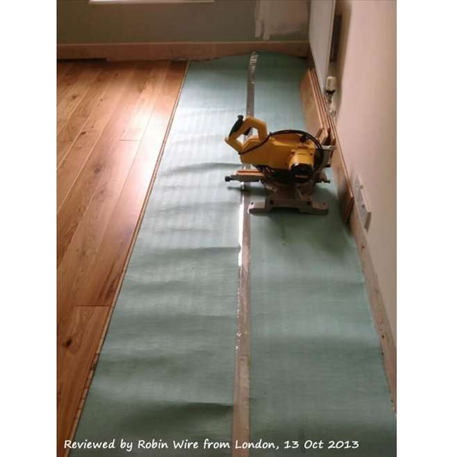 Natura Silver Acoustic Underlay