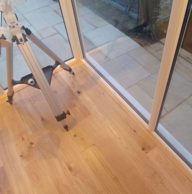 Natura Oak Santa Monica Engineered Wood Flooring