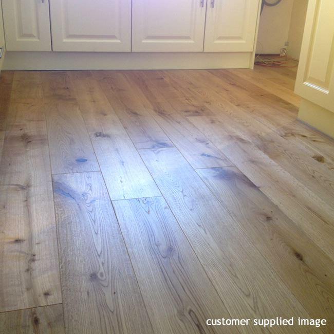 Natura Oak Ironbark Daytona Engineered Wood Flooring