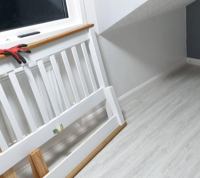 Polyflor Camaro Loc Clara Oak Vinyl Flooring