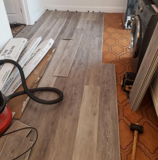 Polyflor EnCore Rigid Loc Icelandic Oak 9025 Vinyl Flooring