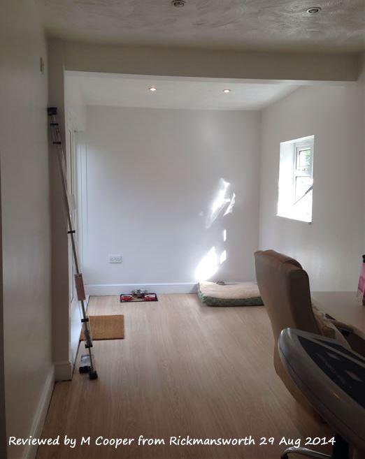 Quickstep Eligna Oak White Oiled UW1538 Laminate Flooring