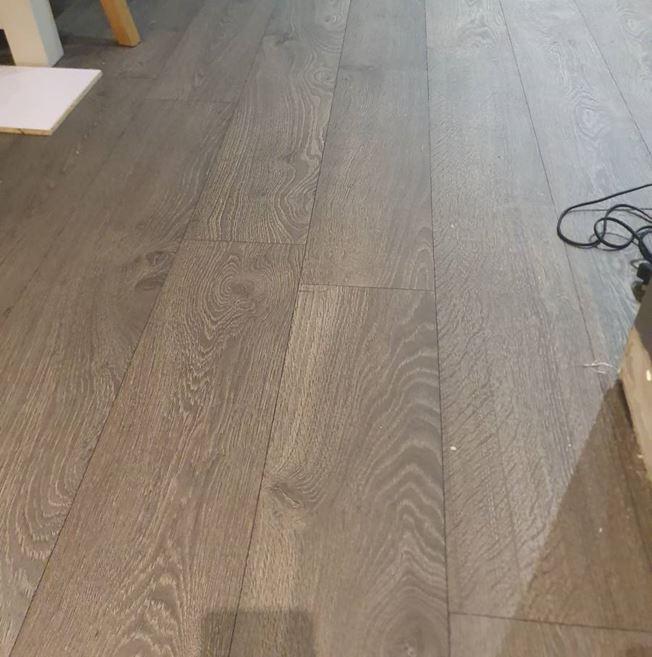 Quickstep Classic Old Oak Grey CLM1382 Laminate Flooring