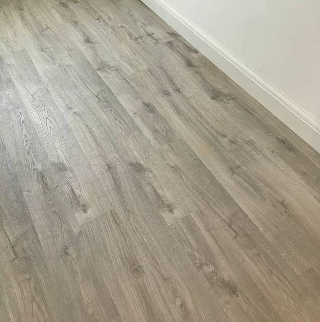 Quickstep Eligna Newcastle Oak Grey EL3580 Laminate Flooring
