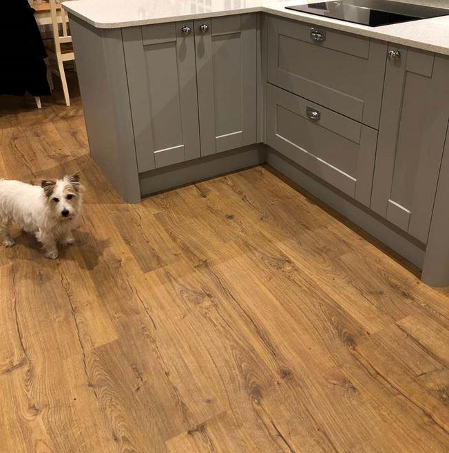 Quickstep Impressive Ultra Classic Oak Natural IMU1848 Laminate Flooring