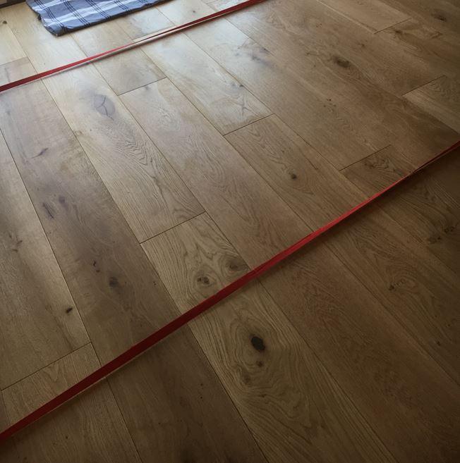 Natura Oak Ironbark Mountain Engineered Wood Flooring
