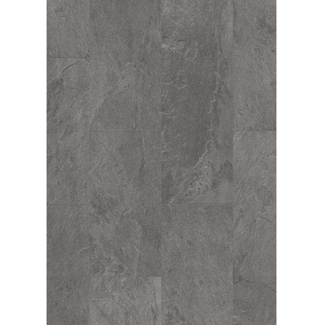 Quickstep Livyn Ambient Grey Slate Vinyl Flooring