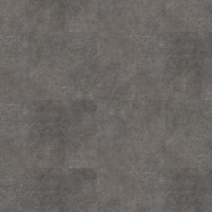 Cement Vinyl Flooring : Polyflor expona dark grey concrete vinyl flooring