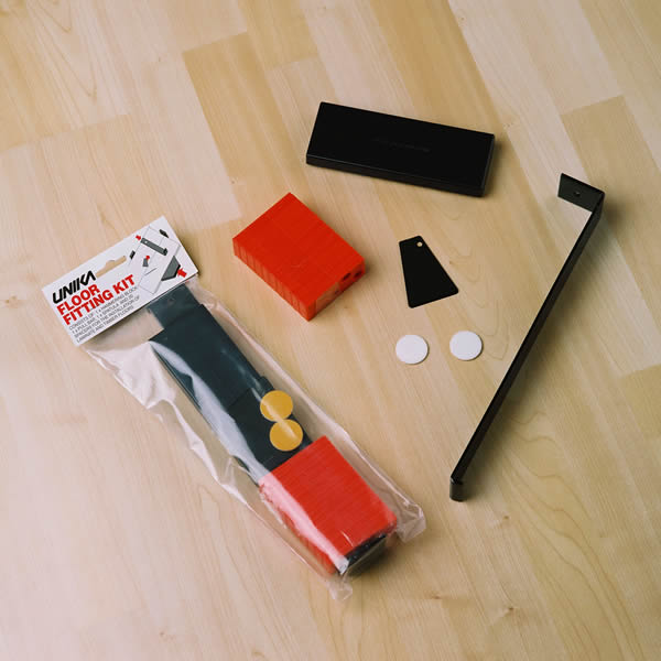 Unika diy laminate and engineered floor fitting kit for Diy laminate flooring