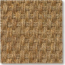 Natura Seagrass Balmoral Basketweave Carpet