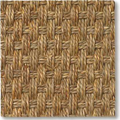 Seagrass Balmoral Basketweave
