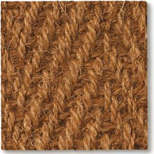 Natura Natural Coir Herringbone Carpet