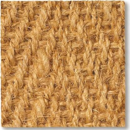 Natura Bleached Coir Herringbone Carpet