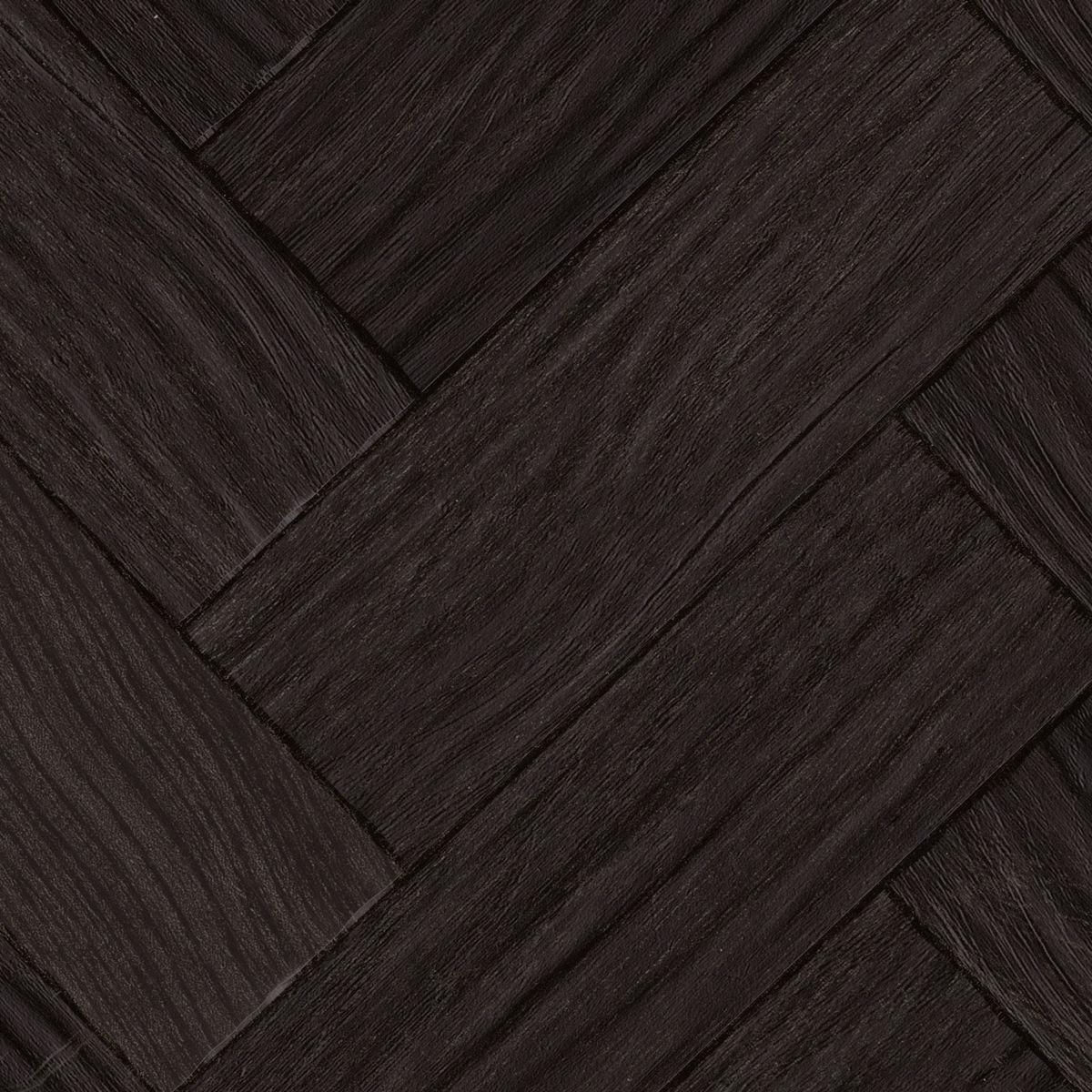 Karndean art select black oak ap03 vinyl flooring for Dark wood vinyl flooring