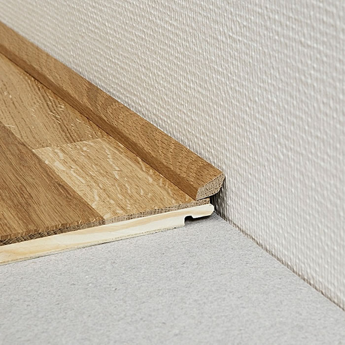 Kahrs solid wood beading for Solid laminate flooring