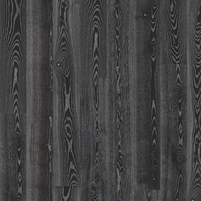 Gray Engineered Wood Flooring Kahrs Ash Black Silver