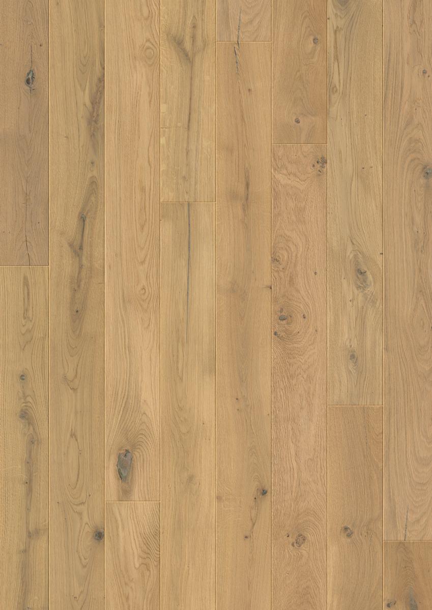 Quickstep compact country raw oak extra matt com3097 for Raw hardwood flooring