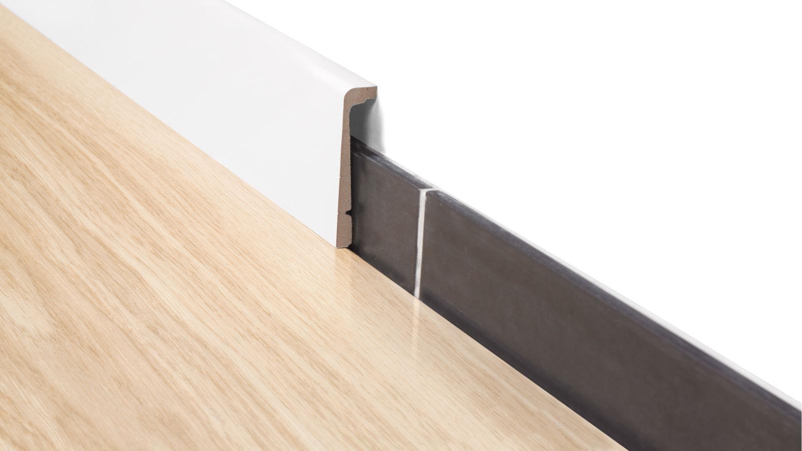 Skirting laminate flooring thefloors co for Laminate floor covering