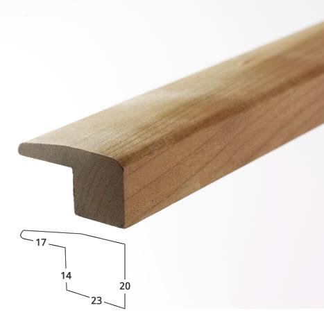 Wood Laminate Over Tile