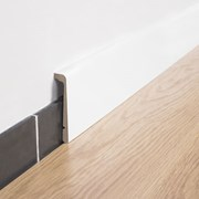 Quickstep Paintable Laminate Skirting Cover
