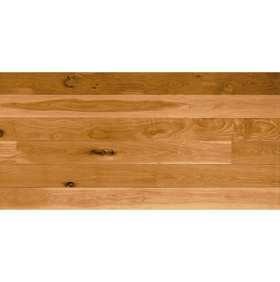 Junckers Oak Variation Plank 140mm Solid Wood Flooring