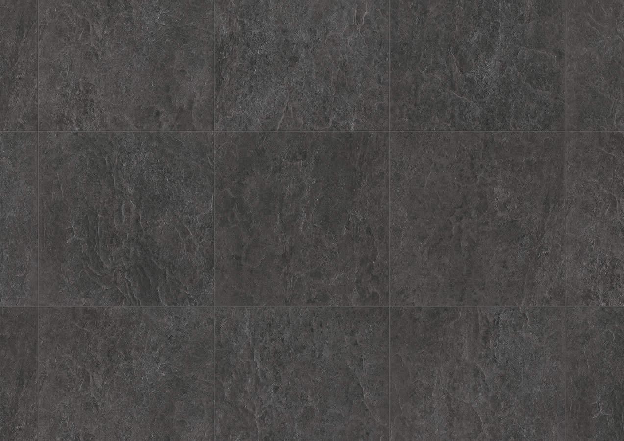Quickstep exquisa slate black exq1550 laminate flooring for Black laminate flooring