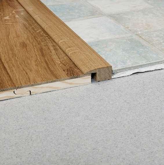 Kahrs Solid Wood Edge Trim