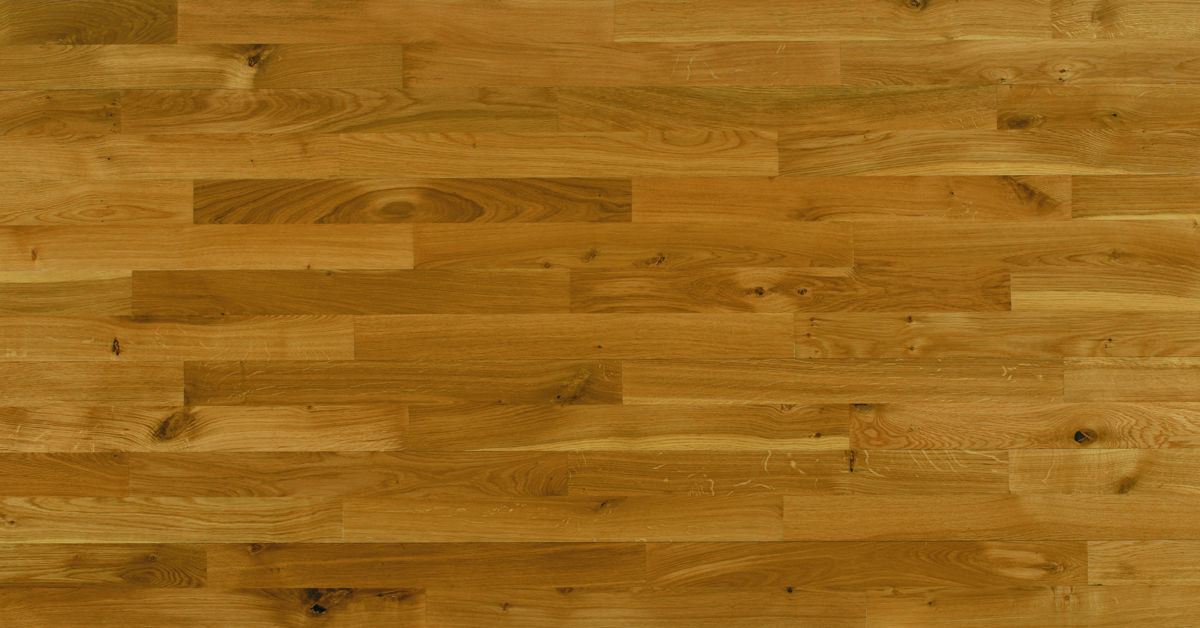 Junckers 14mm oak harmony solid wood flooring for Real solid wood flooring