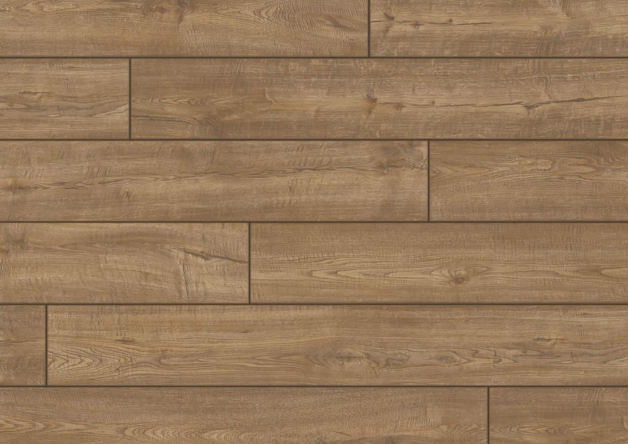 Quickstep Impressive Scraped Oak Grey Brown Im1850