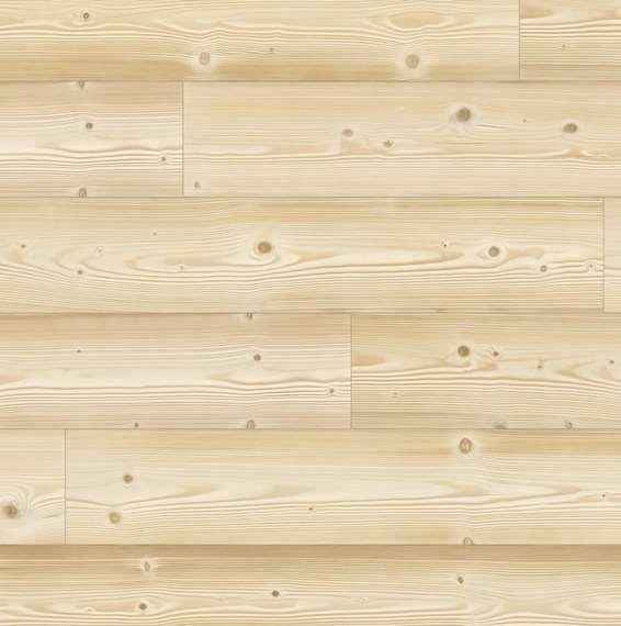 Natural Unfinished Pine: Quickstep Impressive Natural Pine IM1860 Laminate Flooring