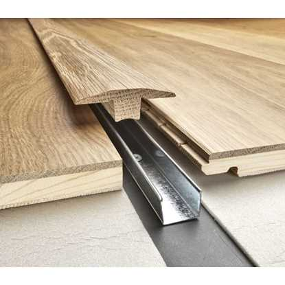 Kahrs Solid Wood Threshold Trim 21x58x2400mm