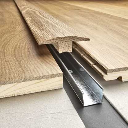 Kahrs Solid Wood Threshold Trim