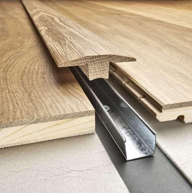 kahrs solid wood threshold trim. Black Bedroom Furniture Sets. Home Design Ideas