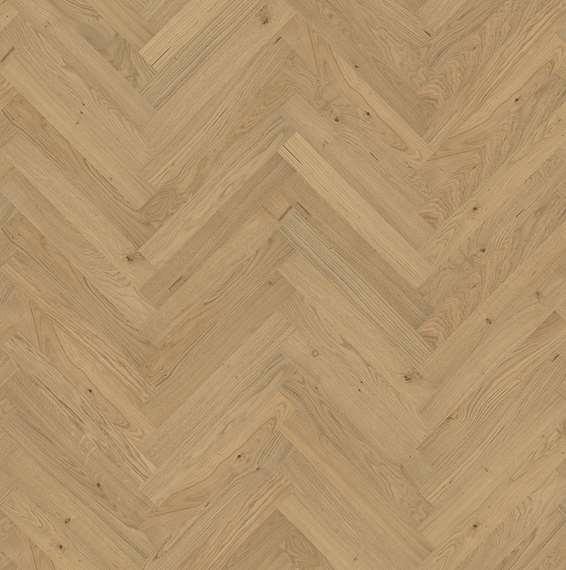 Kahrs Oak Herringbone Ab Natural Engineered Wood Flooring