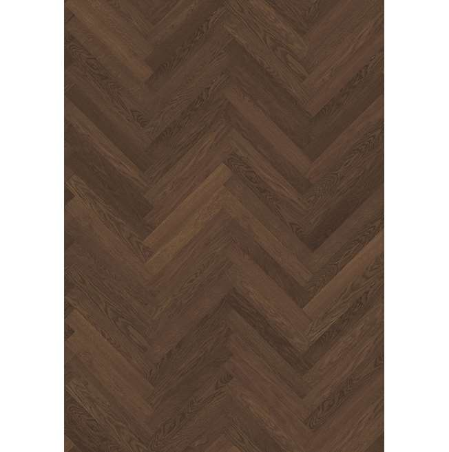 Kahrs Walnut Herringbone AB Engineered Wood Flooring