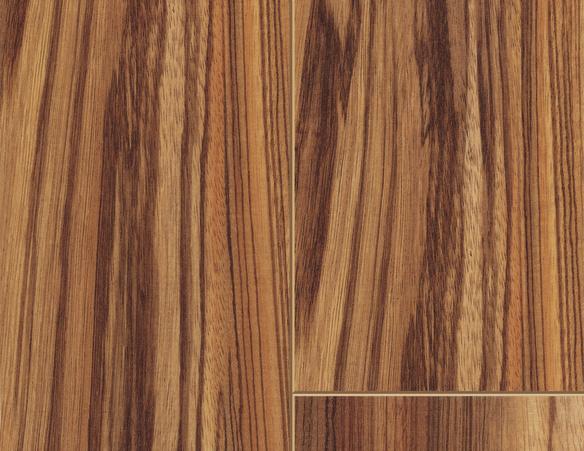 Laminate Flooring: Laminate Flooring Zebrano